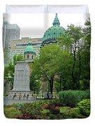 Montreal 28 Duvet Cover