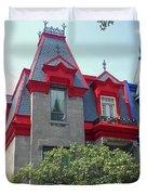 Montreal 33 Duvet Cover