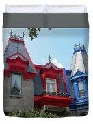 Montreal 34 Duvet Cover