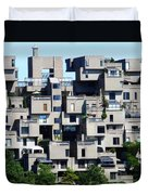 Montreal 44 Duvet Cover
