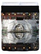 Montreal World Trade Center Duvet Cover