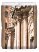 Montserrat Monastery Duvet Cover