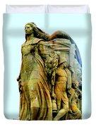 Monument Aux Morts 7 Duvet Cover