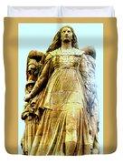 Monument Aux Morts 8 Duvet Cover
