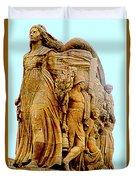 Monument Aux Morts 9 Duvet Cover