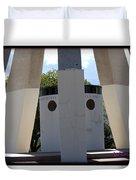 Monument Base Duvet Cover