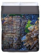 Monument Cove I Duvet Cover