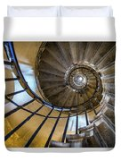 Monument Stairs Duvet Cover
