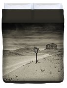 Monument Valley 6 Duvet Cover