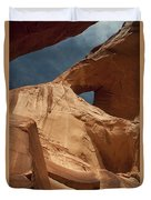 Monument Valley Arch 7369 Duvet Cover