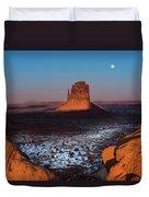 Monument Valley Duvet Cover
