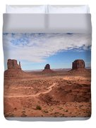 Monument Valley-one Duvet Cover