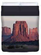 Monument Valley Sunrise 7288 Duvet Cover