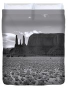 Monumentvalley 22 Duvet Cover