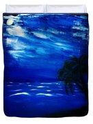 Moods Of The Sea Romantic Duvet Cover