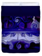 Moody Blues Duvet Cover