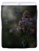 Moody Bouquet Duvet Cover