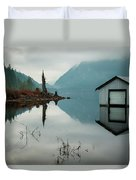 Moody Reflection Duvet Cover
