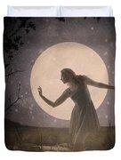 Moon Dance 001 Duvet Cover