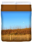 Moon In The Morning Duvet Cover