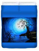 Moon Lit Duvet Cover