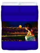 Moon Love Duvet Cover