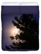 Moon Magical Glow Duvet Cover