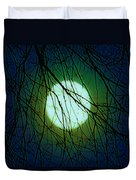 Moon Of The Werewolf Duvet Cover