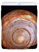 Moon Shell Duvet Cover