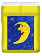 Moon Shine Duvet Cover