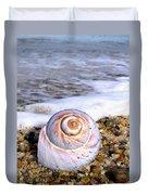 Moon Snail Duvet Cover