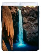 Mooney Falls Duvet Cover