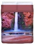 Mooney Falls Duvet Cover