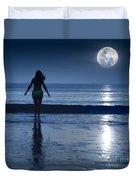 Moonlight Duvet Cover