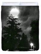 Moonlight On Philo Duvet Cover