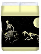 Moonlight Run Duvet Cover