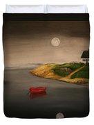 Moonlite Night Duvet Cover