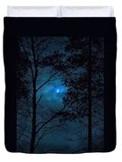 Moonshine 10 Blue Sky Duvet Cover
