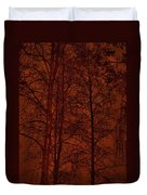 Moonshine 11 Red Sky Duvet Cover