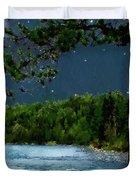Moonstruck 'my Starry Night' Duvet Cover