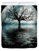Moontree Duvet Cover