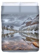 Moor Lake Duvet Cover