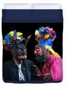 Moor Masks  Duvet Cover