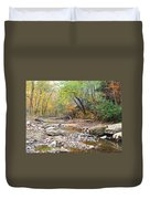 Moore's Creek Duvet Cover
