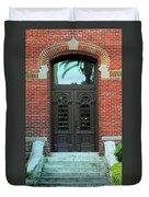 Moorish Door Duvet Cover