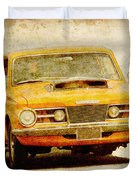 Mopar Racing Duvet Cover