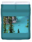 Moraine Lake - 2 Duvet Cover