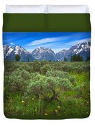 Moran Meadows Duvet Cover