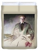 Morcillo: Portrait, C1930 Duvet Cover