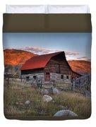 More Barn Steamboat Duvet Cover